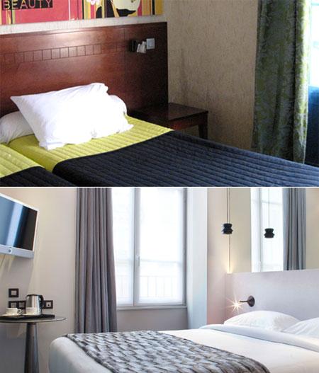 Hotel Sejour Beaubourg - Hotel Georgette Paris