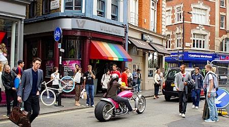London Soho