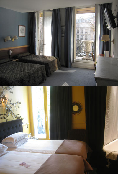 Paris who wins when budget hotels go boutique eurocheapo - Boutique free mulhouse ...
