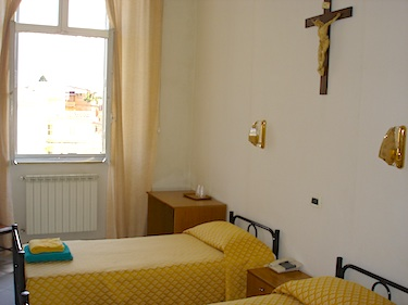 religious accommodations in rome and paris comparing