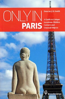 Only in Paris book