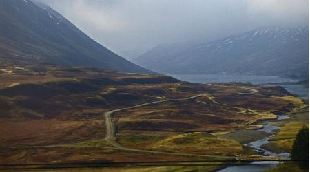 Spey Valley Scottish Highlands