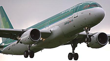 A Trio Of Irish Airlines Aer Lingus Aer Arann And