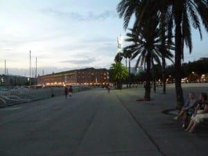 Barcelona's Port