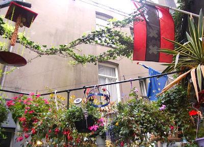 Nadia Hotel garden