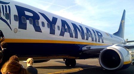 Ryanair Beauvais