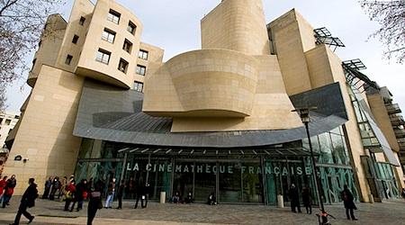 Cinematheque Francaise Paris
