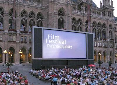 Film Festival Rathausplatz Vienna
