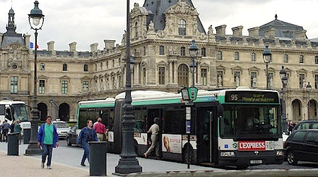3 ways to save money riding the bus in paris eurocheapo. Black Bedroom Furniture Sets. Home Design Ideas