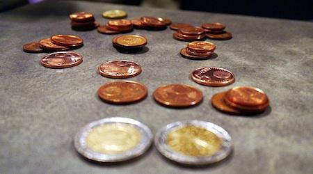 Euro pennies
