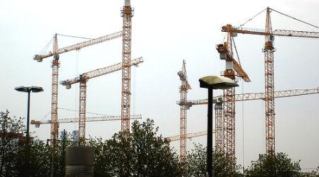 Berlin Cranes