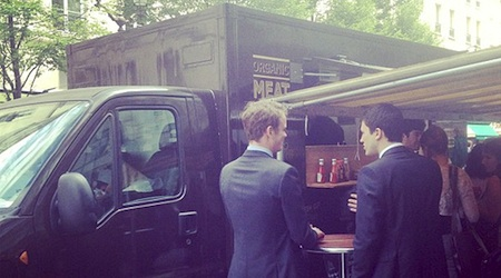 Food truck Paris