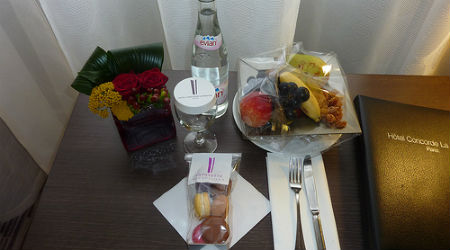 Paris Hotel Gifts