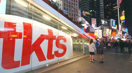 TKTS Sign