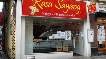Rasa Sayang, located in the heart of Chinatown, offers fresh and unique Malaysian cuisine. Photo: kake_pugh
