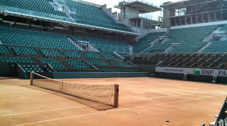 Center Court Roland Garros