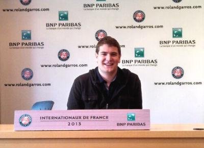 Roland Garros Press Pic