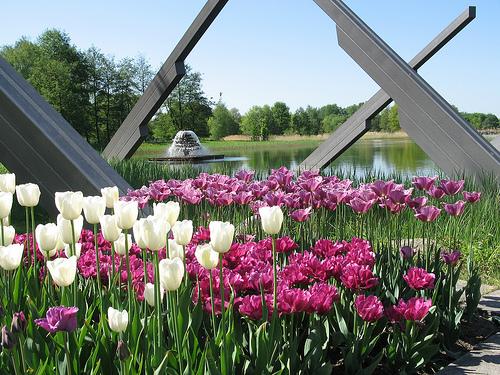 Spring in Britzer Garten
