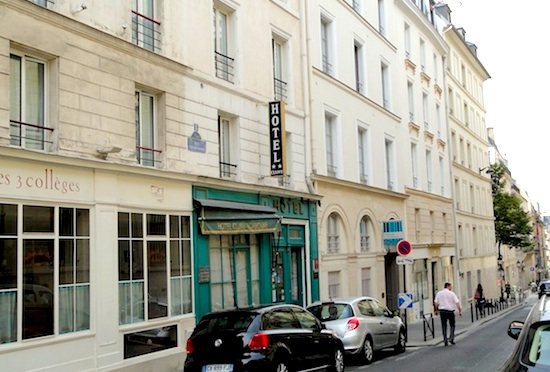Our 8 favorite hotels in paris under 80 eurocheapo for Hotel sorbonne