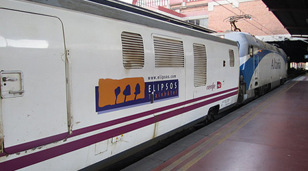 Elipsos train