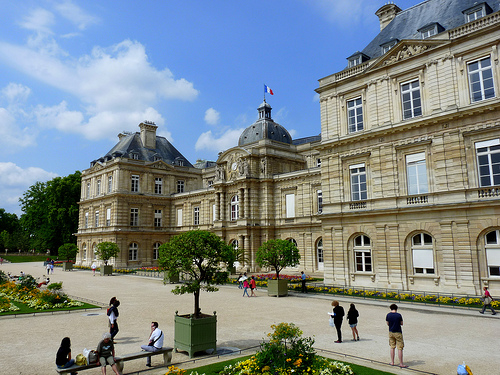 Relaxing In Paris Tips For Visiting The Jardin Du Luxembourg