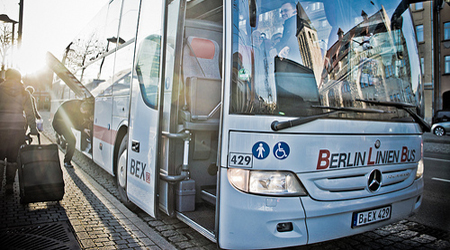Riding the budget bus lines in Germany with fares from €5