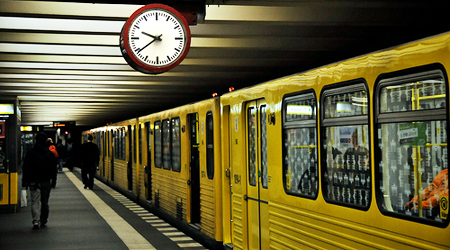 Which ticket is right for you? The Berlin U-Bahn arriving underground. Photo: Dennis AB