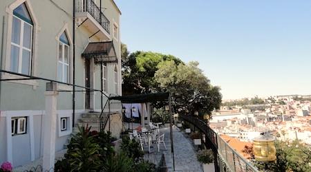 Pension Ninho das Aguias Lisbon
