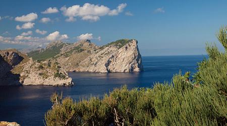 Cap de Formentor - Mallorca's wild north-east corner. Photo: © hidden europe