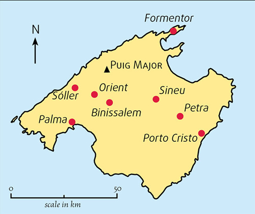 map Mallorca   EuroCheapo's Budget Travel Blog on malta map, catalonia independence map, mediterranean sea map, barcelona map, canary islands map, palma map, world map, menorca map, lanzarote map, hong kong map, pyrenees mountains map, copenhagen map, naples map, majorca map, croatia map, ibiza map, malaga map, poland map, marseille map,