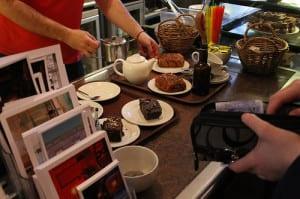 Elephant House pastries