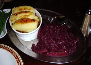 The Dogs cottage pie