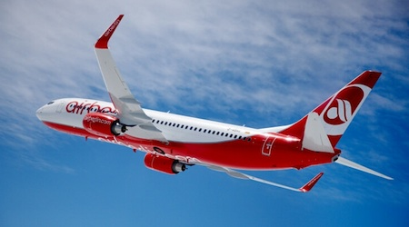Win a trip to Europe on airberlin!