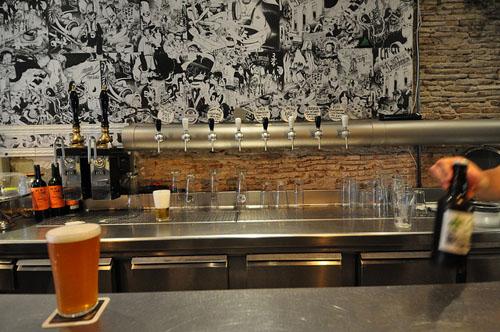 Ale-Hop Bar