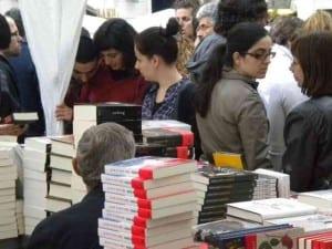 Sant Jordi's Day books