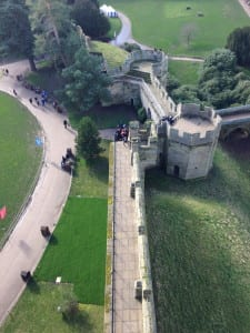 Warwick Castle Tower