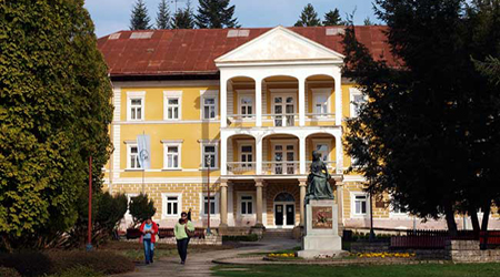 Bardejovske Kupele, Slovakia
