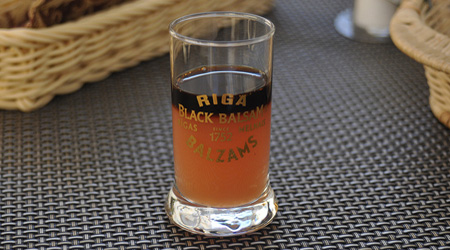 Black Riga Balsam