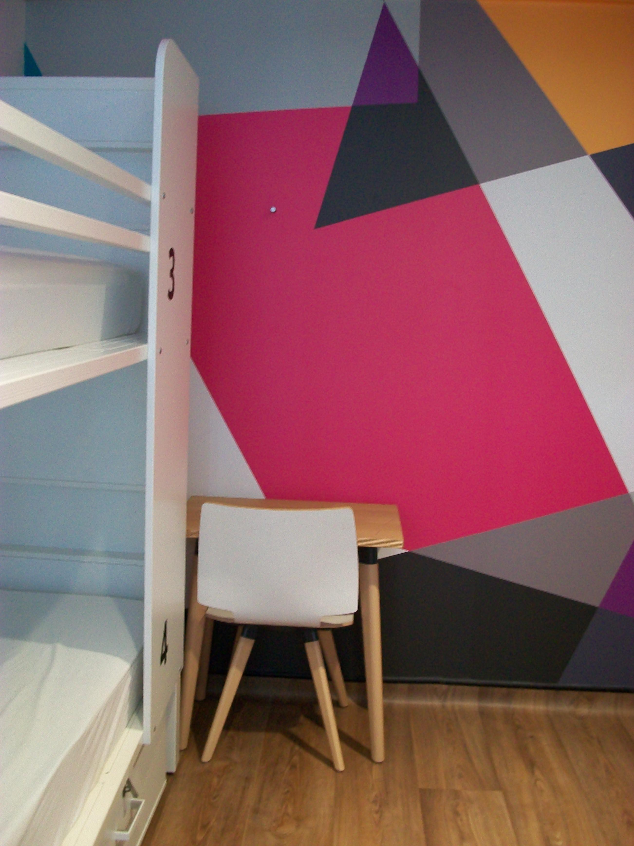 A new look for london s generator hostel eurocheapo for Bedroom generator