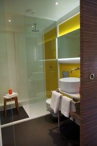 Qbic bathroom
