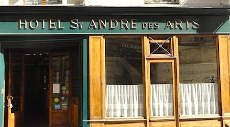 St Andre des Arts Paris