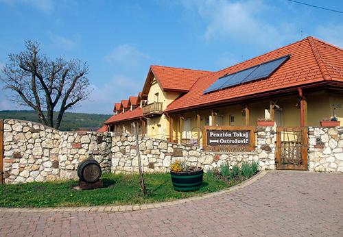 Ostrozovic Estate Slovakia
