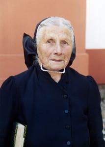 Sorbian Woman