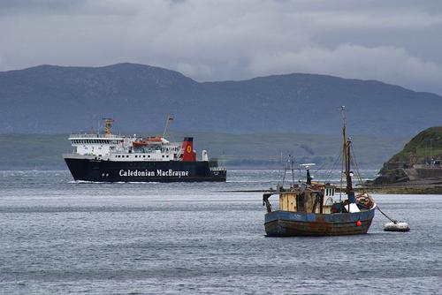 Oban Bay ferry