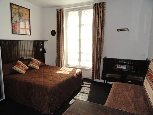 Hotel du 7e Art room
