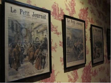 Newspaper Hotel de Nice