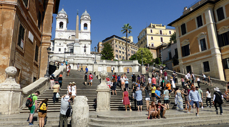 Rome Cheap Eats Where To Dine Near The Spanish Steps