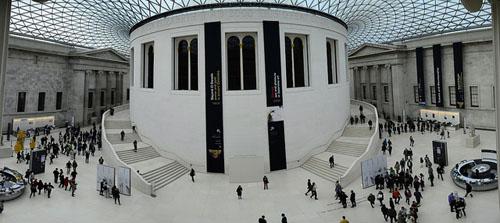 British Museum Foyer : London tips for visiting the british museum eurocheapo