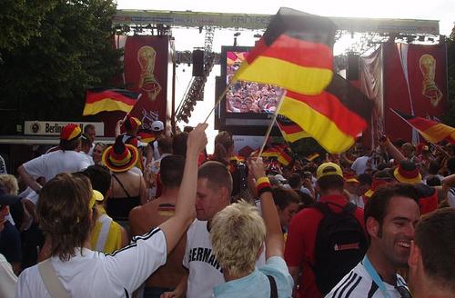 Berlin fans