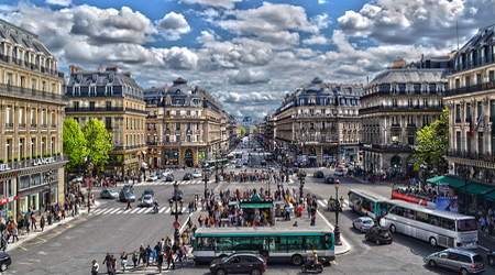 Hotels Near Opera District Paris